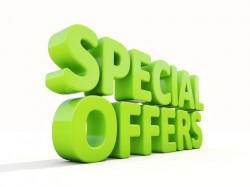 Monthly special offers at LiquidWholeFood.com